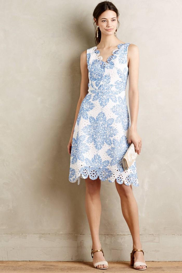 b25d60eb0e10 Fabulous Bridal Shower Dresses To Wear If You re The Bride ...