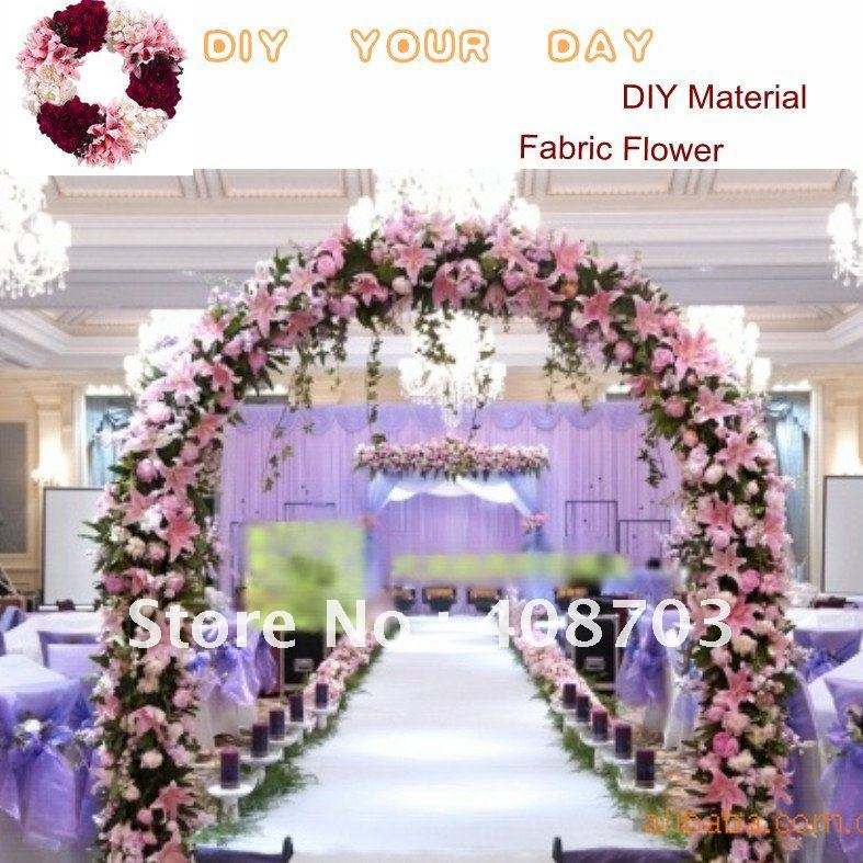Flower Arrangement For Weddings On Wedding Flowers With