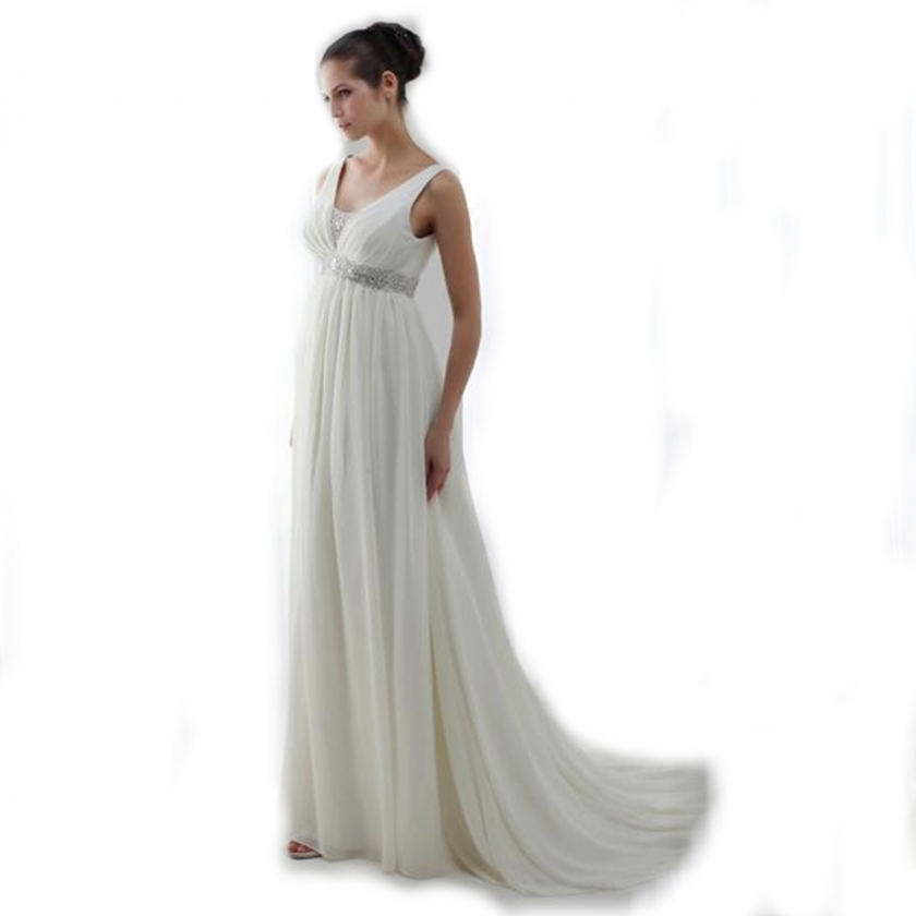 The Best Grecian Style Wedding Dresses