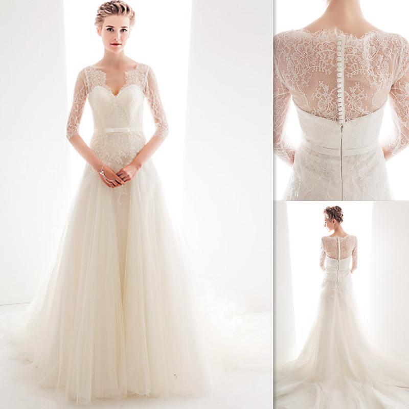 Greek Wedding Dresses: Grecian Style Wedding Dress