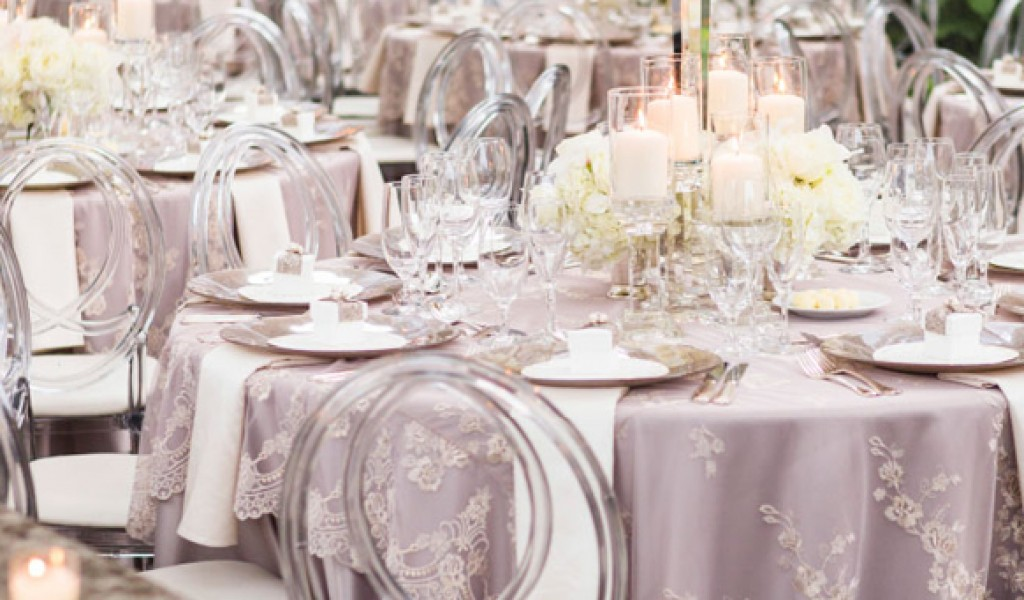 Round Wedding Table Decorations On Decorations With Centerpiece