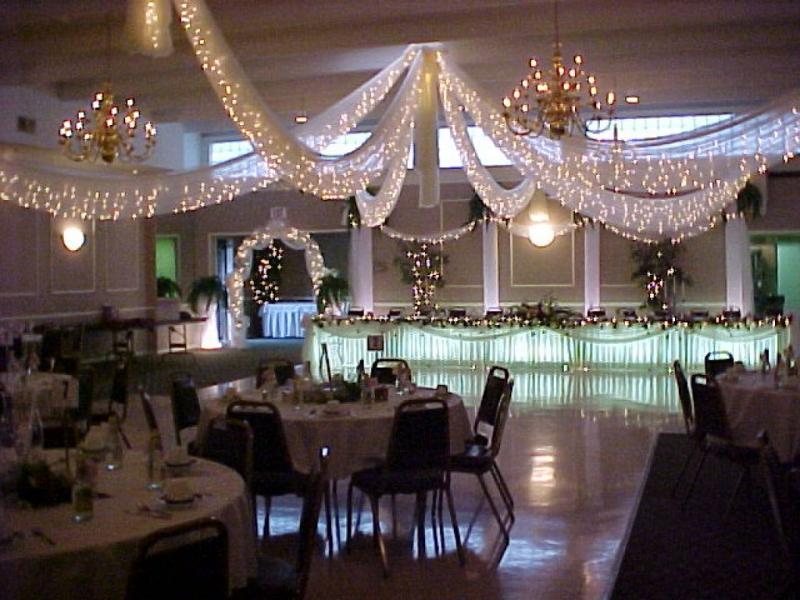 Ceiling lights for wedding reception junglespirit Choice Image