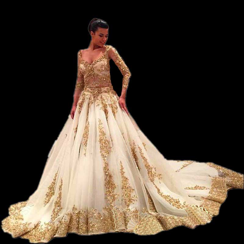 White Gold Wedding Dresses Promotion – Emasscraft.org