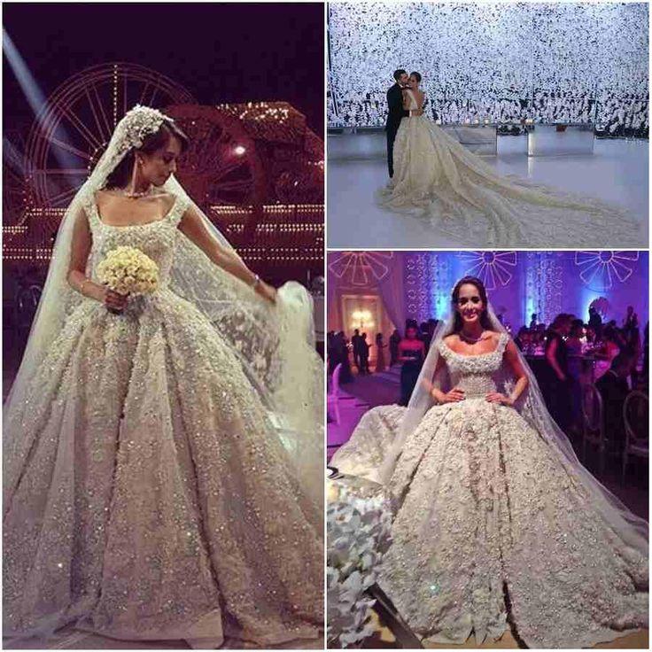 Arab Wedding: Arabic Wedding Dress
