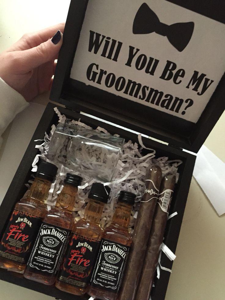 Creative Ways To Ask Groomsmen To Be In Wedding