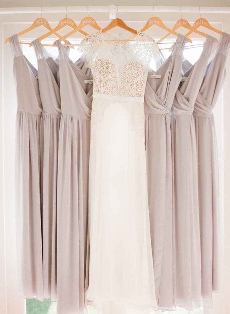 Bridesmaid Dress For August Wedding