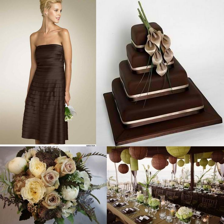 1000 Ideas About Brown Wedding Dresses On Emasscraft Org ...