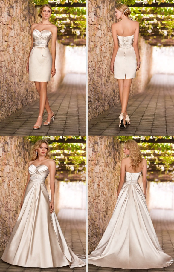 1000 Ideas About Convertible Wedding Dresses On Emcraft Org