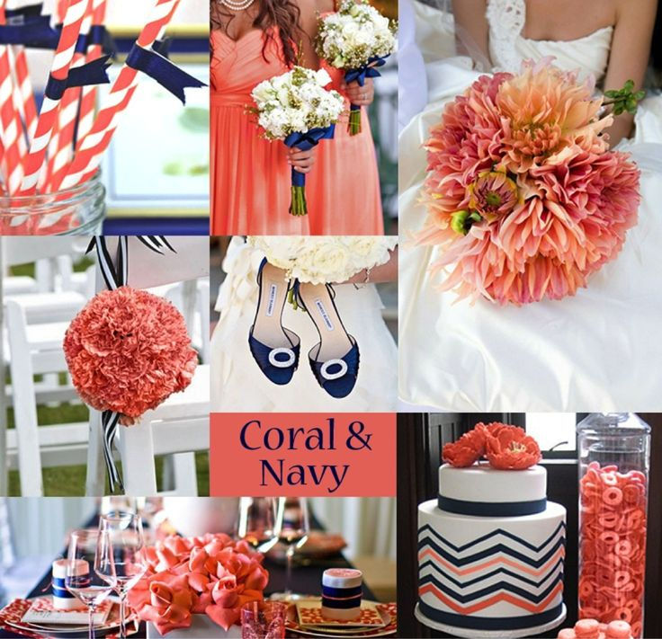 Coral and blue wedding decorations 1000 ideas about coral navy weddings on emasscraft org junglespirit Gallery