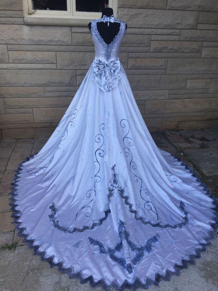 Corpse Bride Wedding Dress - Corpse Bride Inspired Wedding Dress