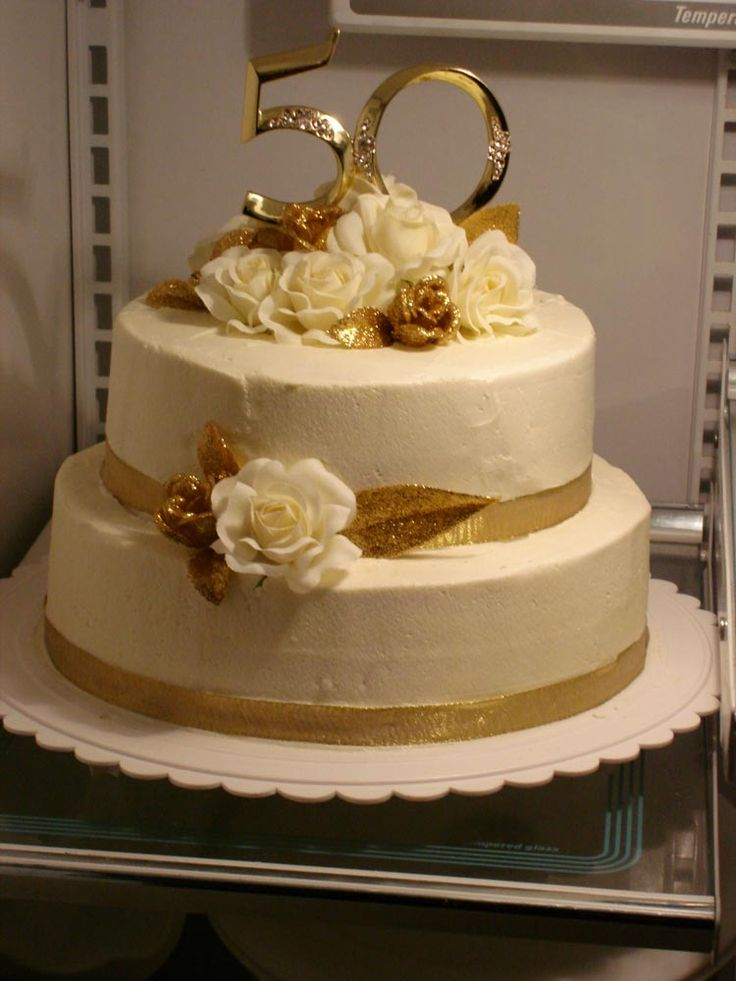 Th Anniversary Wedding Cakes