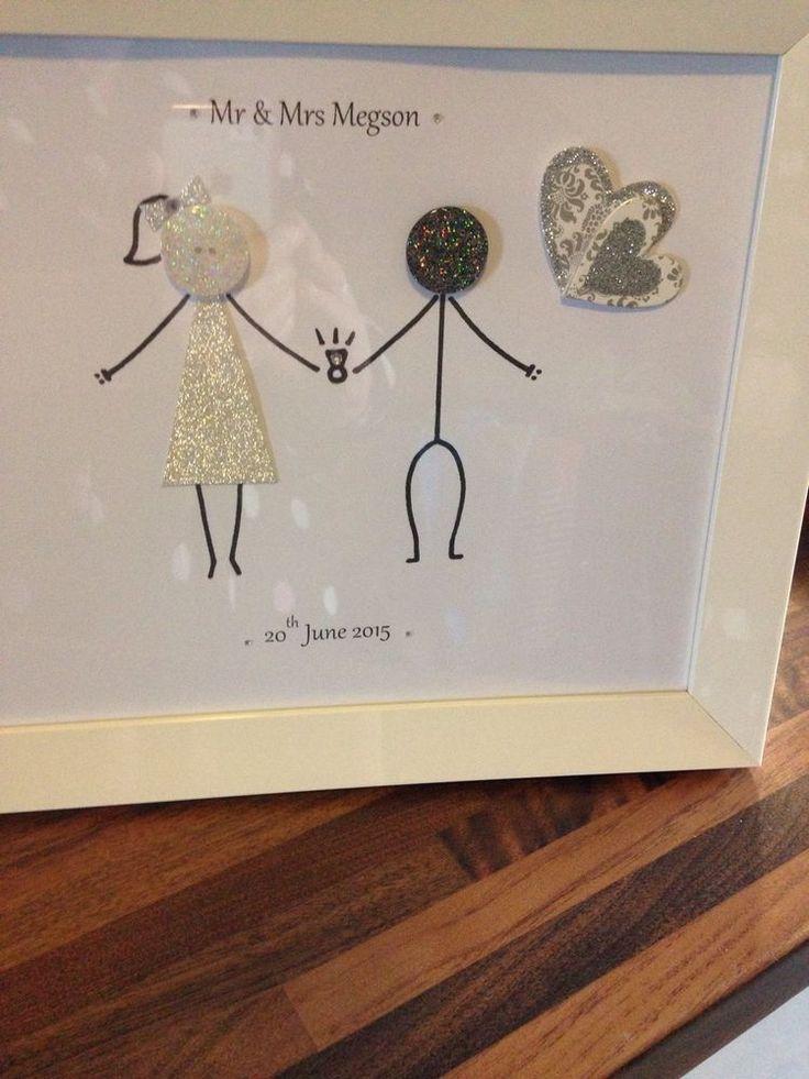 Craft Wedding Gifts: Handmade Wedding Gifts