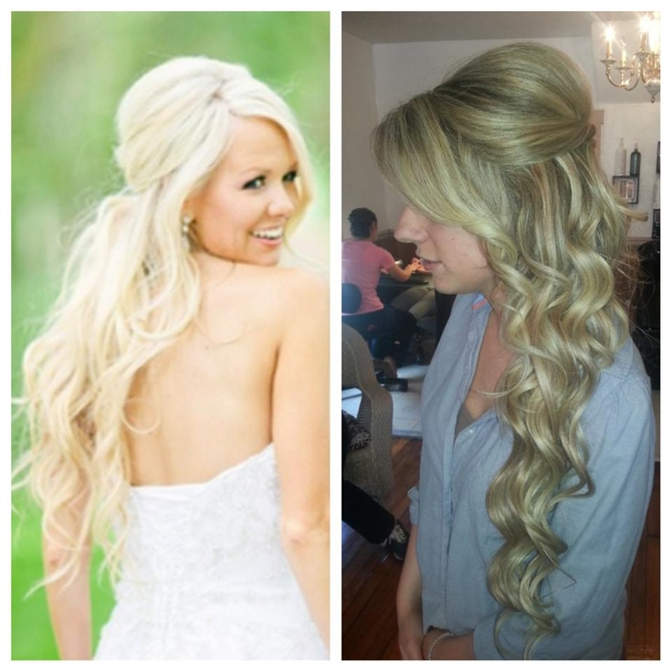 Temporary Hair Extensions For Wedding Wedding Gallery
