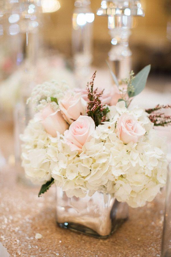 Hydrangea Wedding Centerpieces Ideas Jennefer S Colors