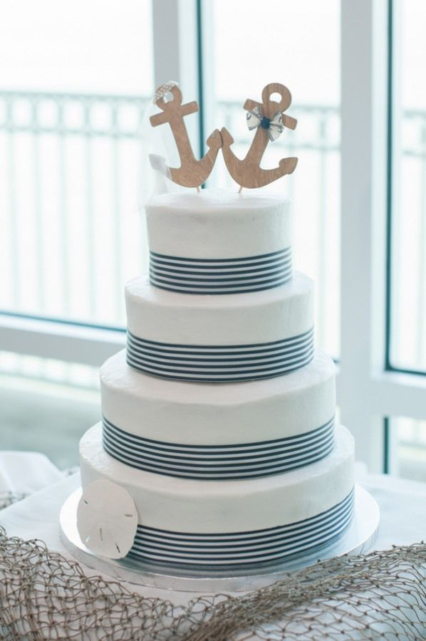 1000 Ideas About Nautical Wedding Cakes On Emcraft Org