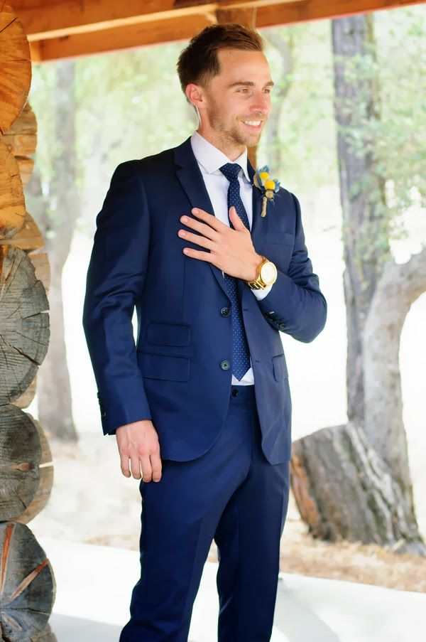 Navy Blue Suits For Wedding - Tbrb.info