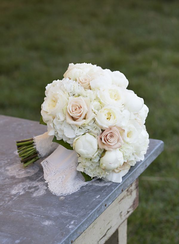 Wedding Flowers With Hydrangea : Wedding bouquets peonies and hydrangeas