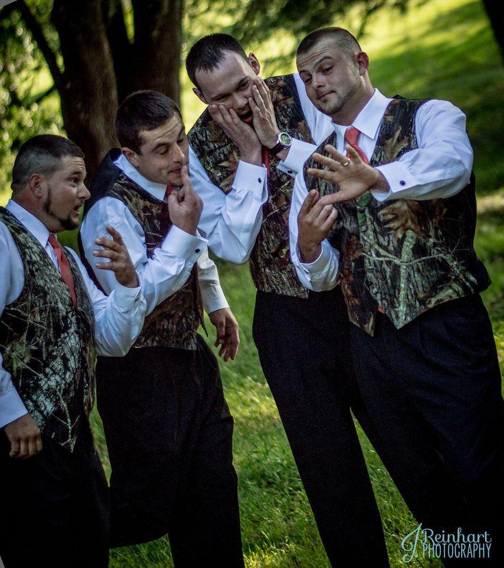 Camo Outdoor Wedding Ideas: Camo Themed Wedding