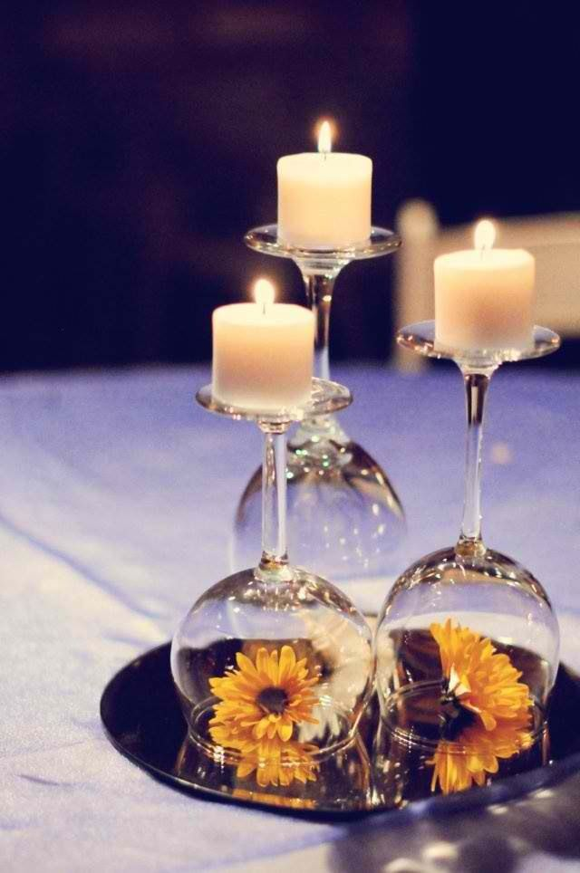 Emejing Table Decorations For Wedding Receptions Images Styles