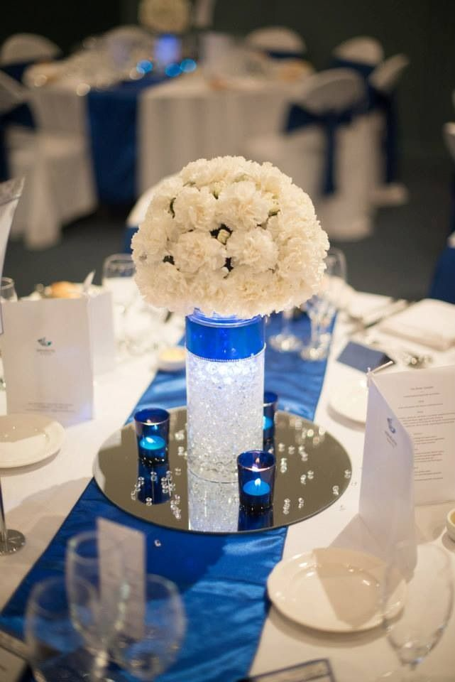1000 Ideas About Royal Blue Centerpieces On Emcraft Org