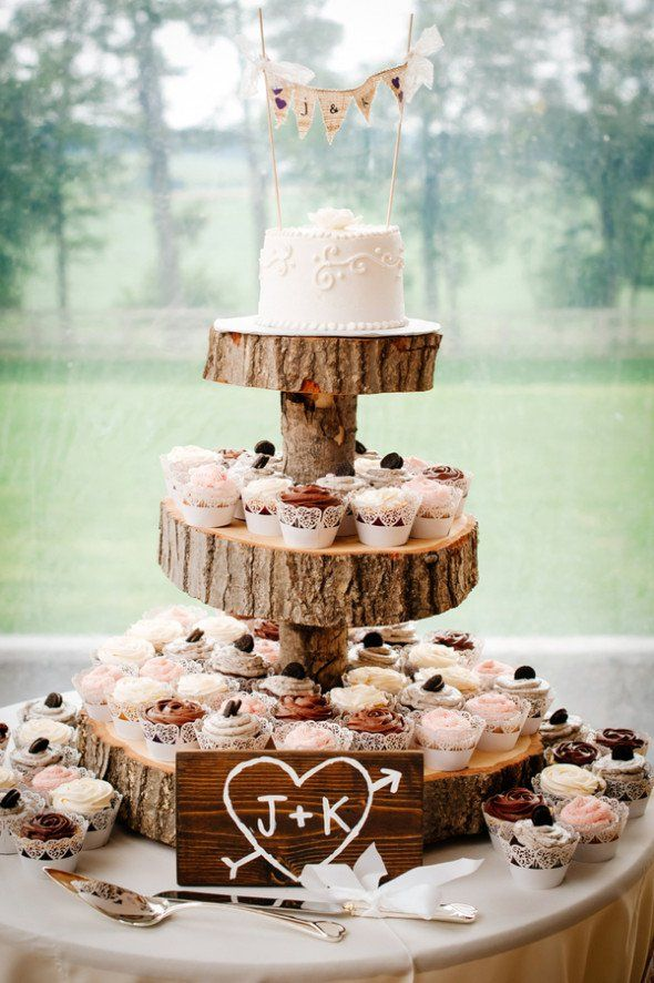 1000 Ideas About Rustic Wedding Cupcakes On Emasscraft Org