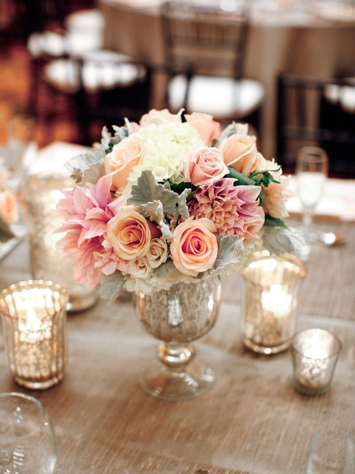 Small wedding centerpieces