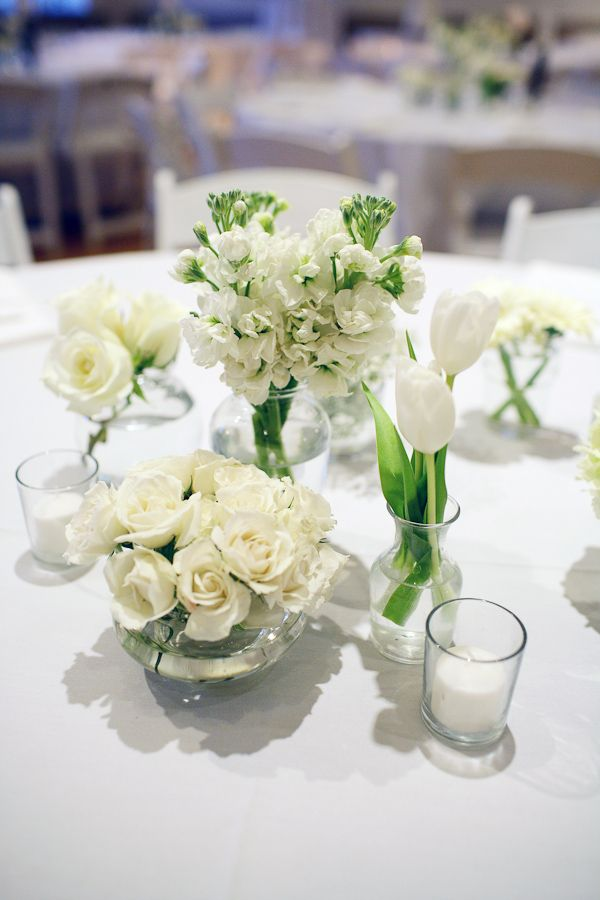 Small table centerpieces weddings