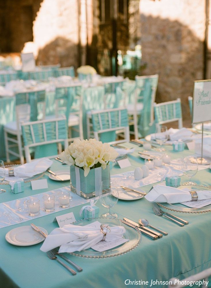 1000 Ideas About Tiffany Blue Centerpieces On Emasscraft Org