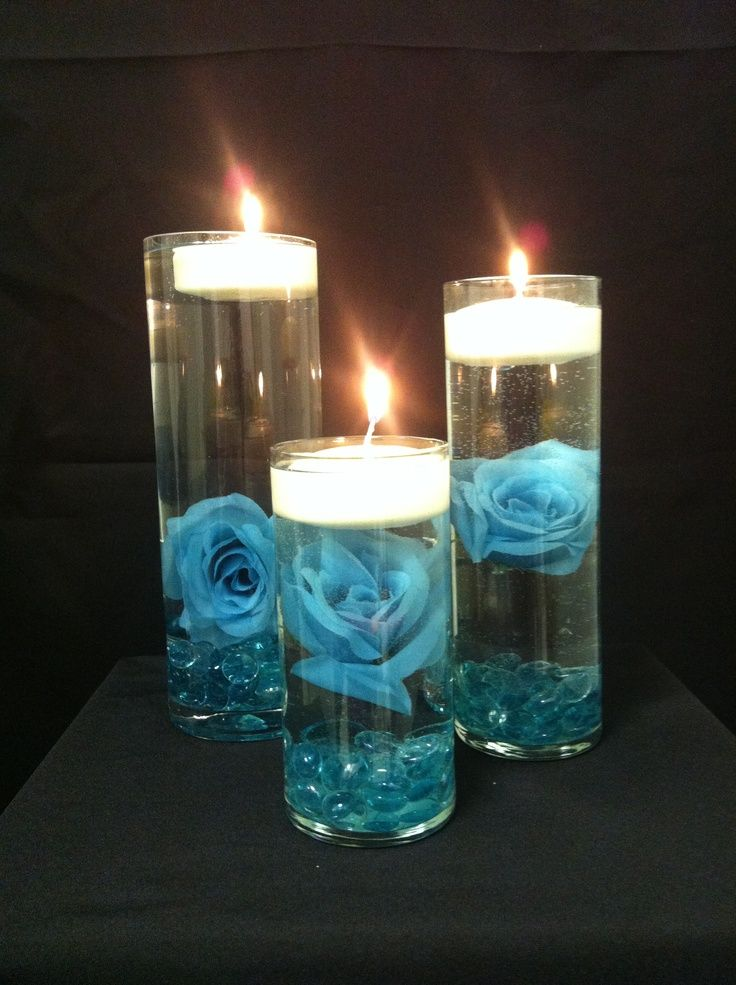 Turquoise Table Decorations Weddings Choice Image