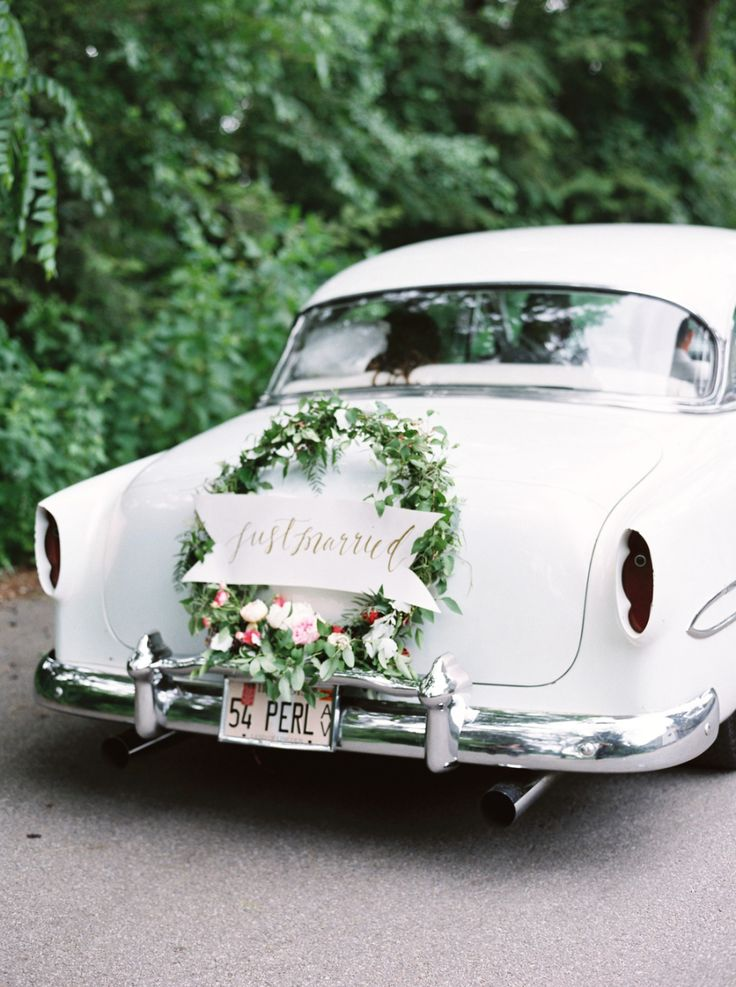 Wedding car decorations 1000 ideas about wedding car decorations on emasscraft org junglespirit Image collections