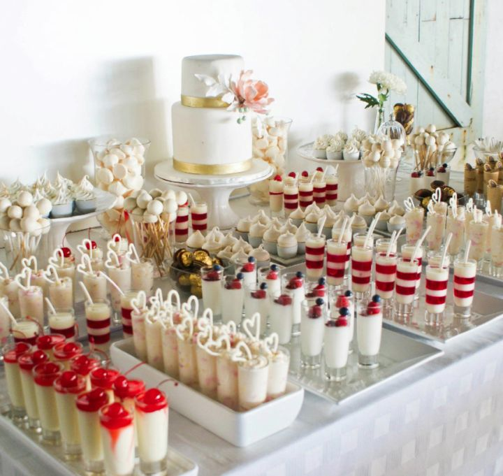 Wedding Reception Dessert Bar Ideas Image Collections Wedding