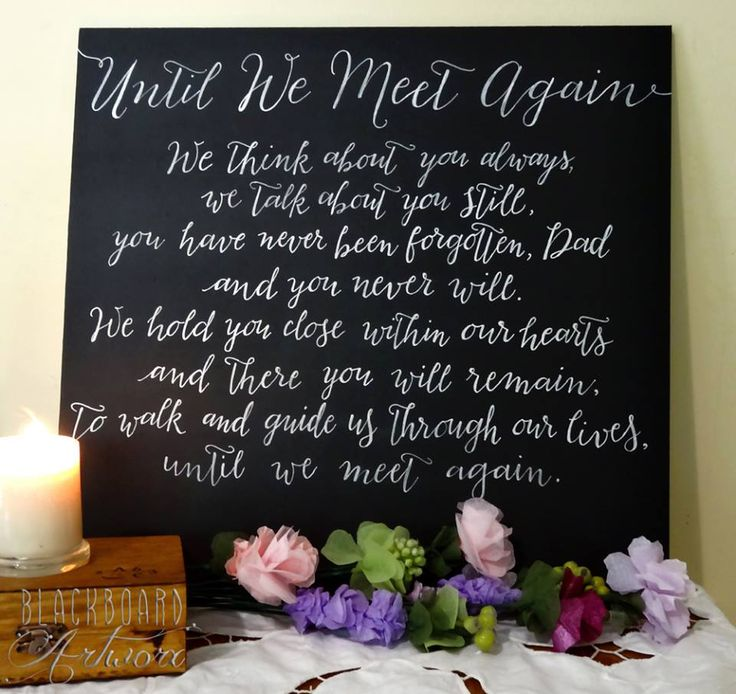 How To Remember A Loved One At Wedding Unique For Crafts