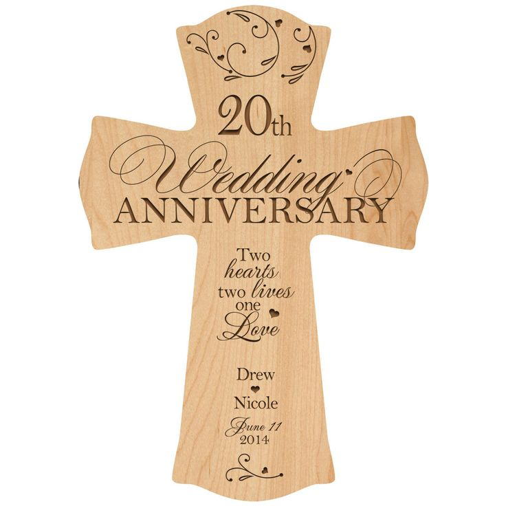 21st Wedding Anniversary Gift Ideas: Ideas For 20th Wedding Anniversary