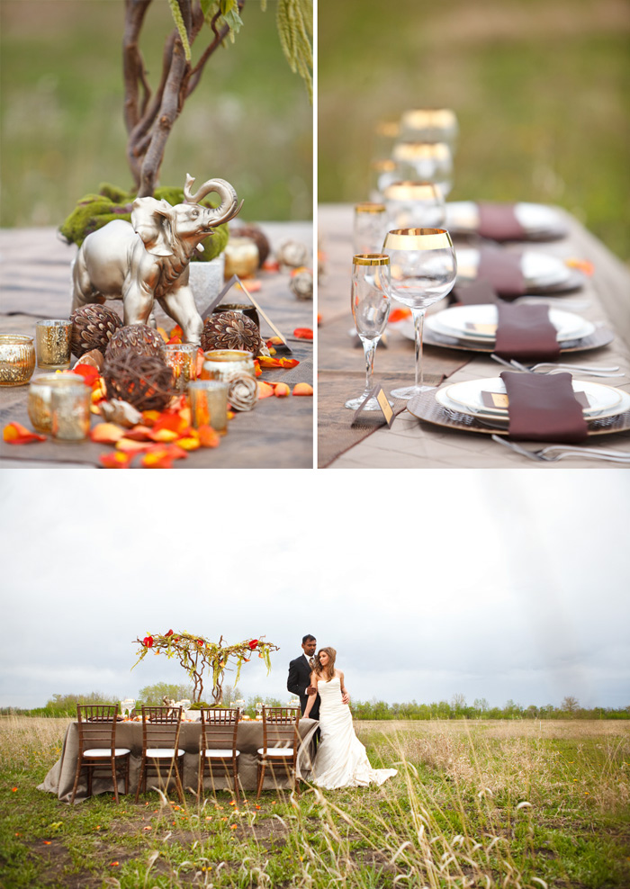 African wedding decorations for African party decoration ideas