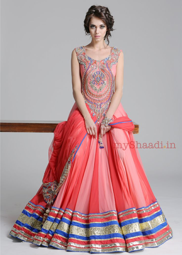 1000 Images About Bridal Gowns For Indian Brides
