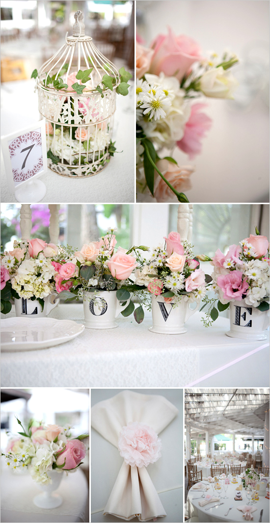 Country Chic Wedding Table Decor Reception Archives 1000 Images About Casamento