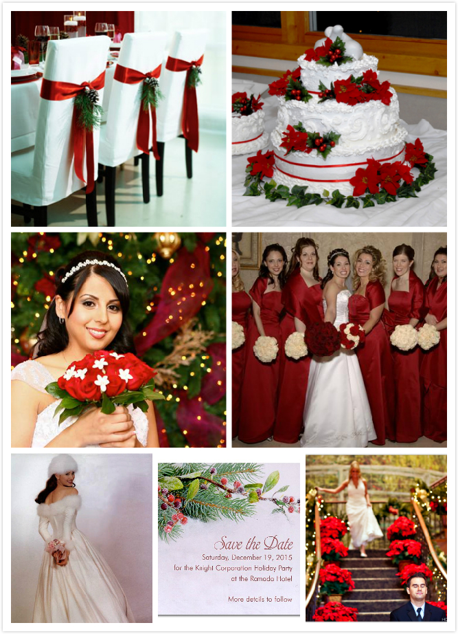 1000 Images About Christmas Wedding Theme Inspiration On