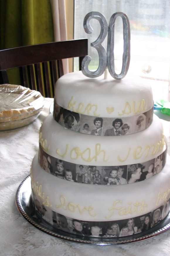 30th Wedding Anniversary Party Ideas