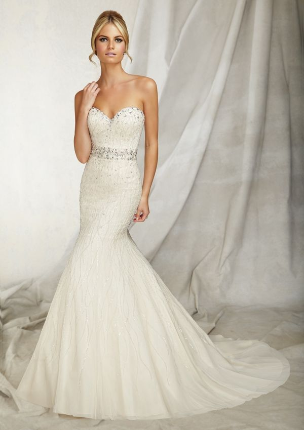 1000 Images About Mermaid Trumpet Fit N Flare Wedding Dresses