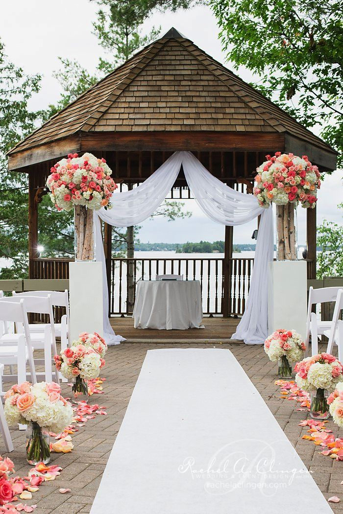 Wedding decoration outdoor ideas 1000 images about outdoor wedding ceremony aisle reception junglespirit Choice Image