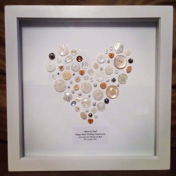 30th Wedding Anniversary Gifts For Mum And Dad Images Wedding