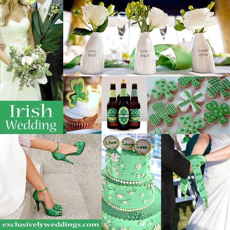 Irish Wedding Ideas Wedding Decor Ideas