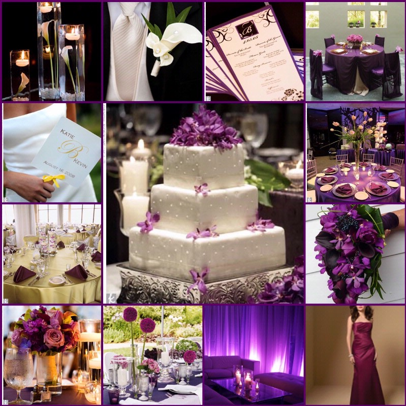 1000 Images About Purple Wedding Inspiration On Emasscraft Org