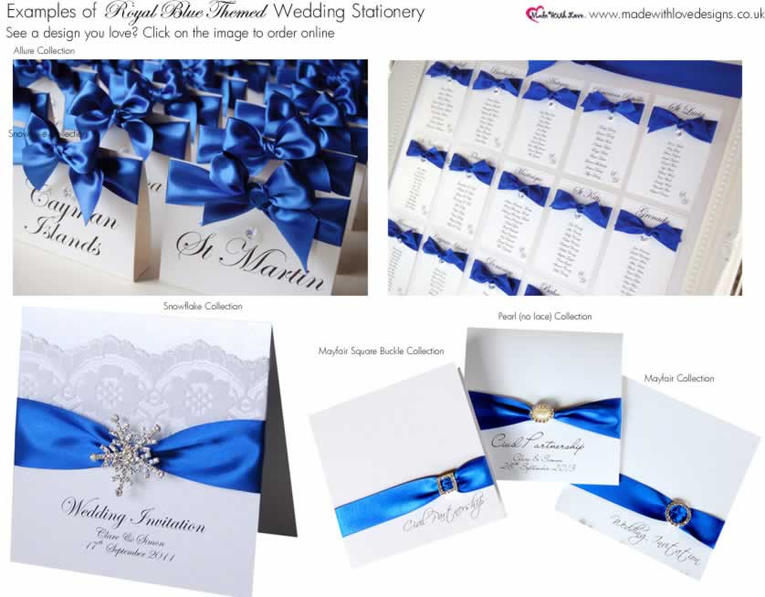 Royal Blue Wedding Theme 1000 Images About