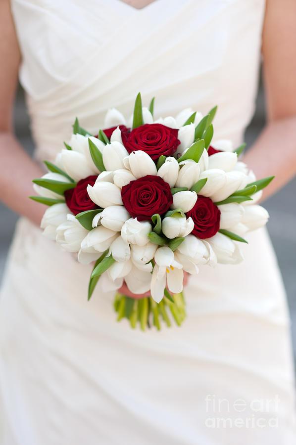 Red And White Wedding.Red And White Wedding Bouquets