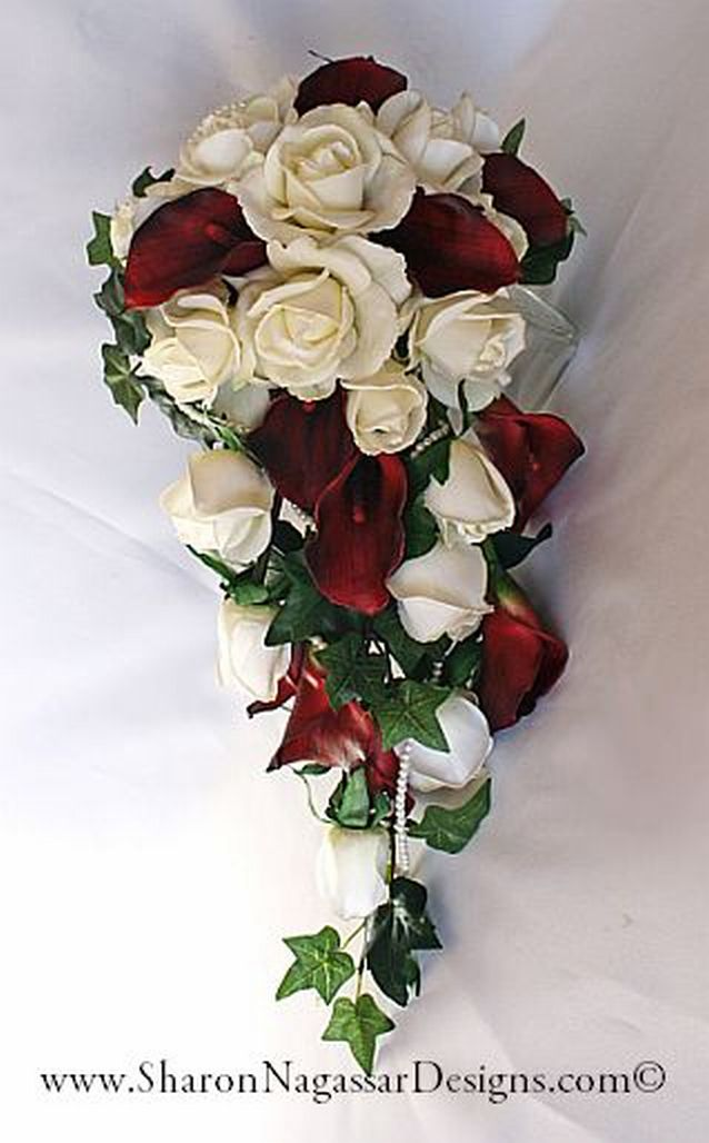 Rose Calla Lily Wedding Bouquet Custom Designed Bridal Bouquets 1000 Images About Flowers On Emasscraft Org