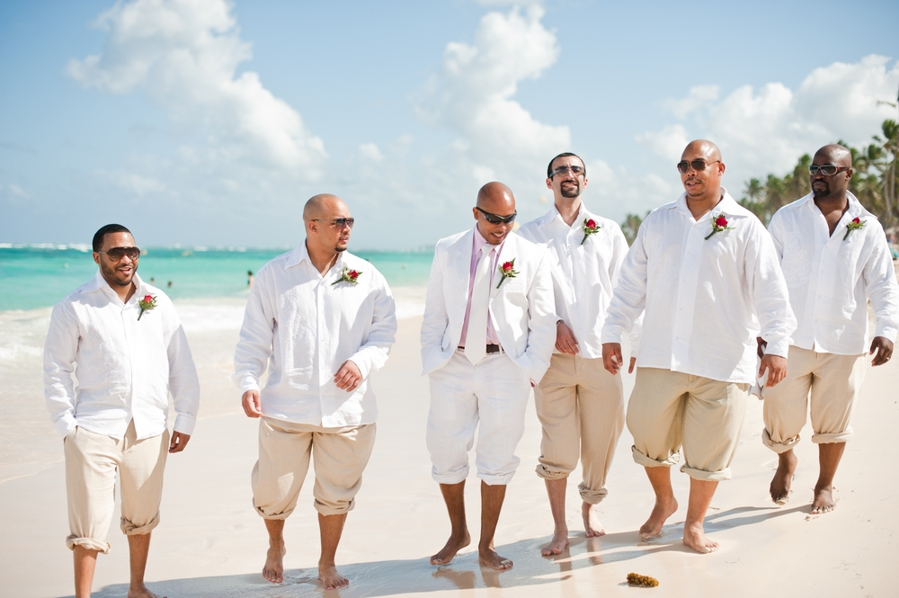 Linen Suits For Men Beach Wedding | The best beaches in the world