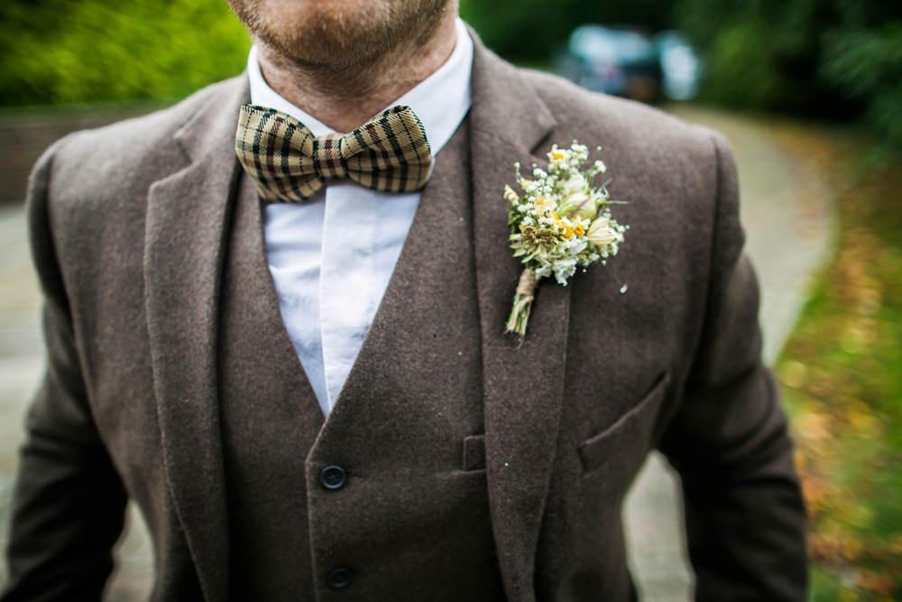 Suit Wedding