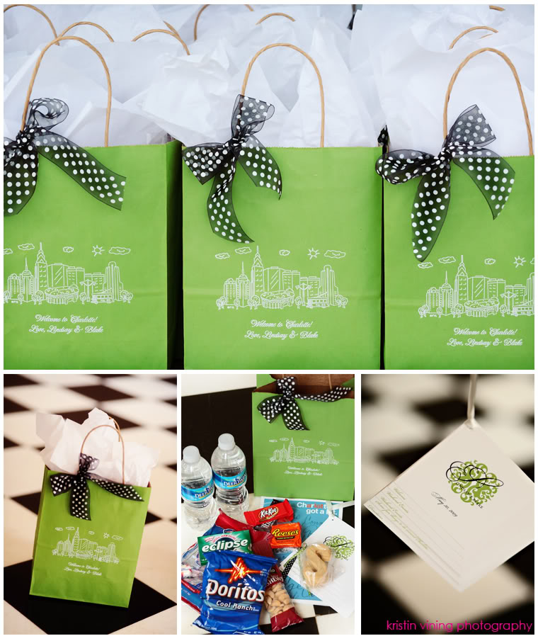 Personalized Wedding Gift Bags For Out Of Town Guests Choice Image