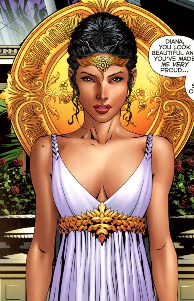 Wonder Woman Wedding Dress